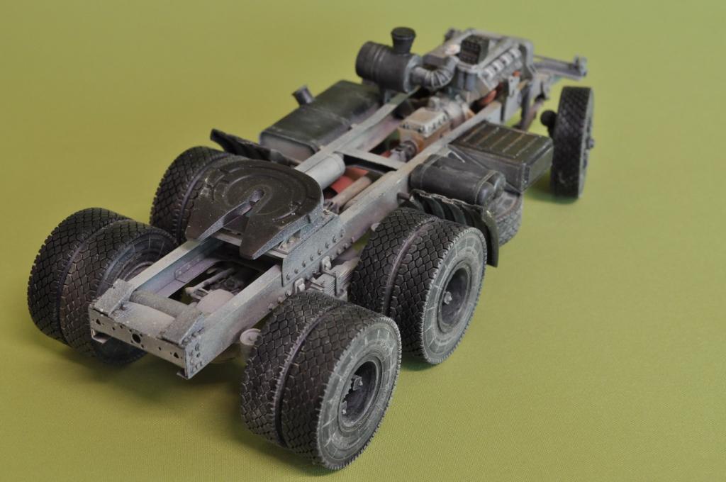 A&N Model Trucks   Resin Model Trucks & Parts