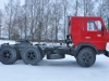 Russian Cabover -54412, A&amp;N Model Trucks. Andrey Myakotkin