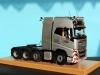 Volvo FH16 heavy haulage. Gabor Kiss, Hungary