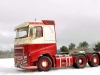 Volvo FH4 (flat roof). A&N Model Trucks, 1/24. Andrey Myakotkin