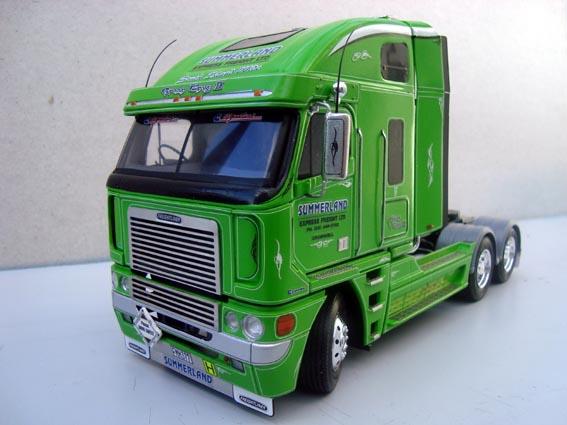 Australian Modern COE truck (Mk1) by Kelvin Hale, New Zealand – A&N Model Trucks