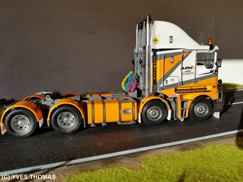 Kenworth K200. Yves Thomas, Germany
