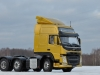 Volvo FM 6x2/4 pusher. A&N Model Trucks, 1/24. Andrey Myakotkin