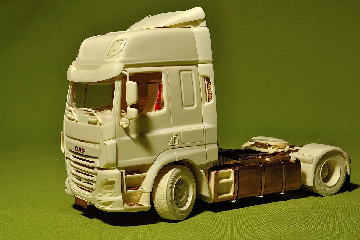 "Dutch truck ""CF"" (Euro 6)"
