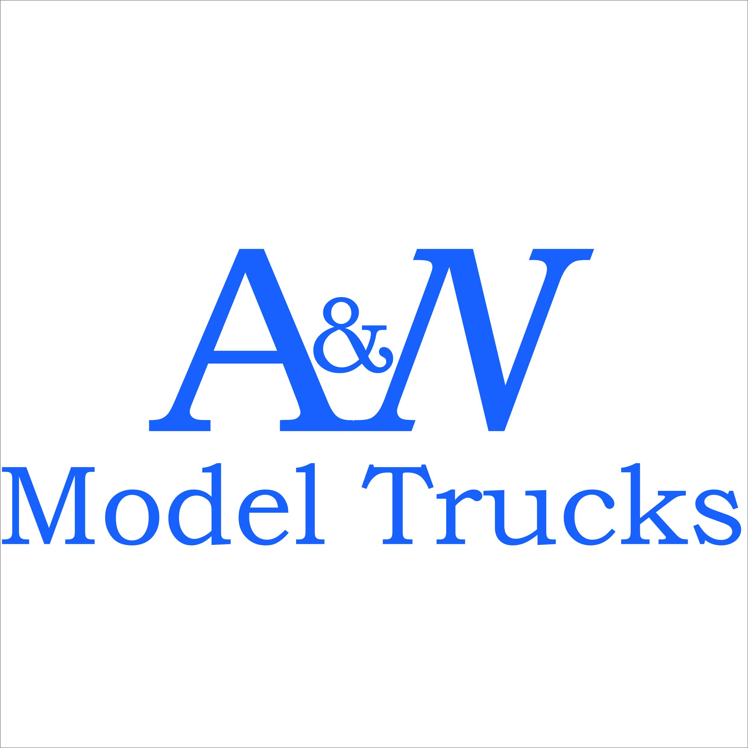 a n model trucks resin model trucks parts