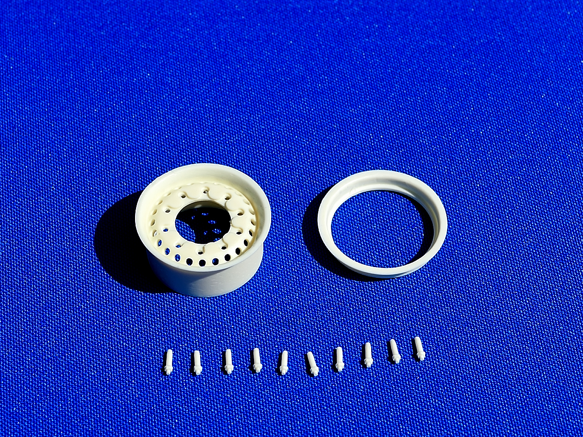 Front rim wide, variant 2. Scale 1/24