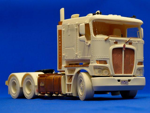 Aussie K200 truck (flat roof)