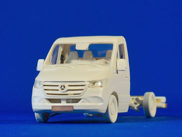Small truck «M-S»
