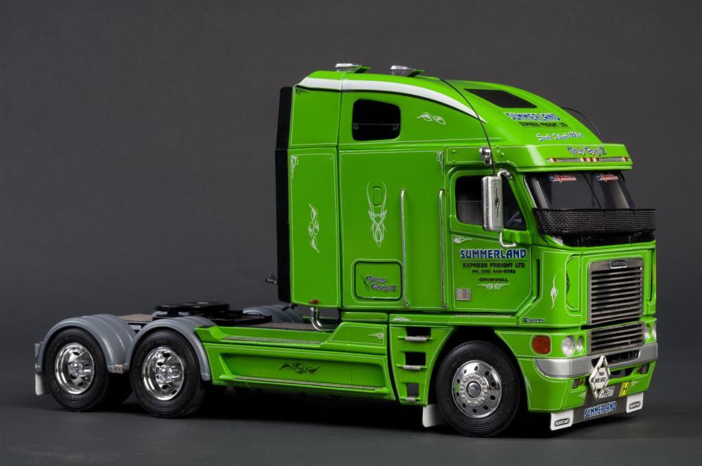 Australian COE truck (Mk1) by Kelvin Hale, New Zealand