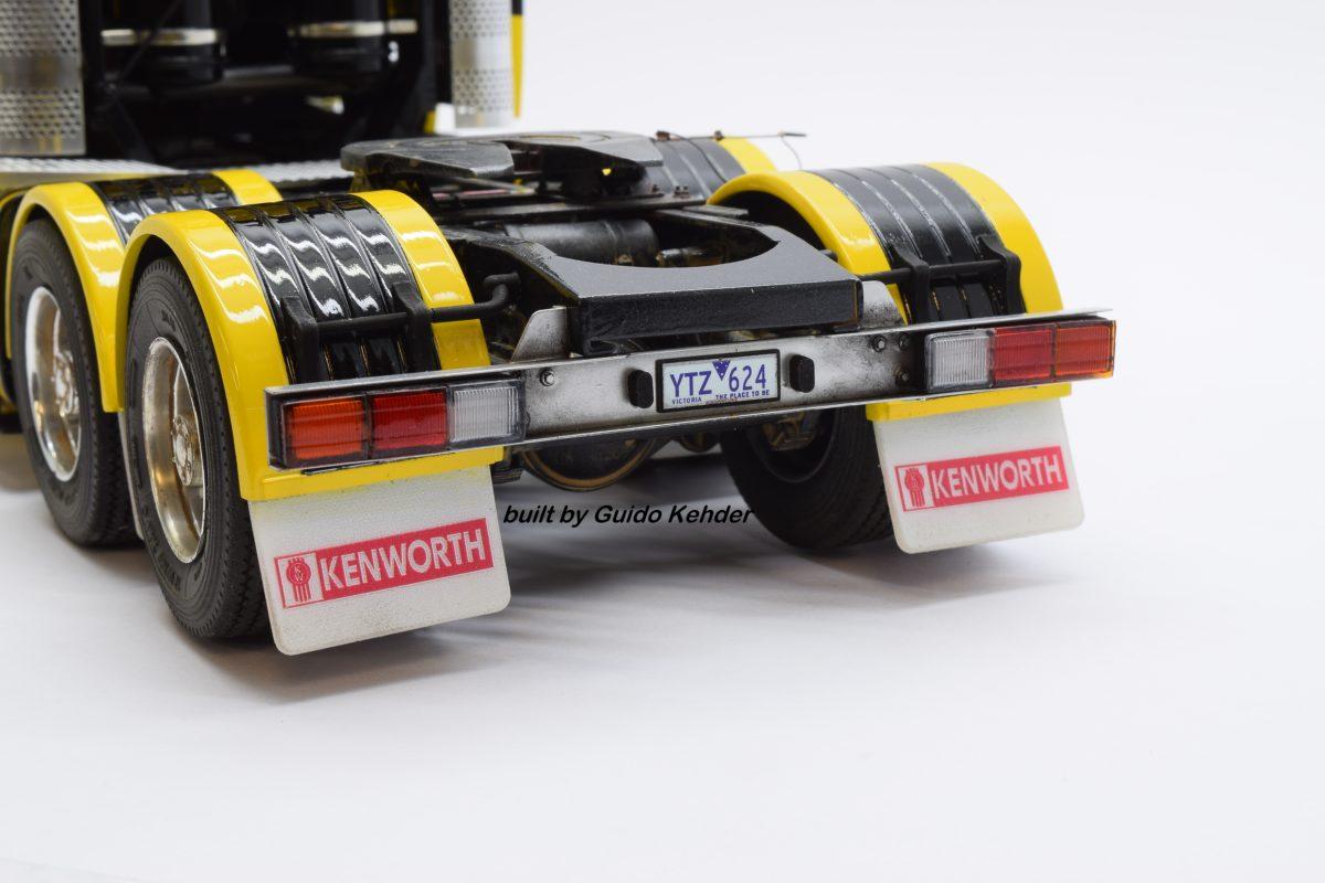 Kenworth K200. Guido Kehder, Germany