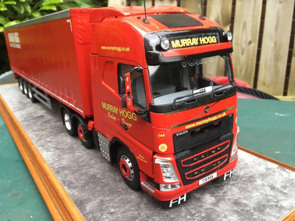 Volvo FH4 by Steven Morrison, UK