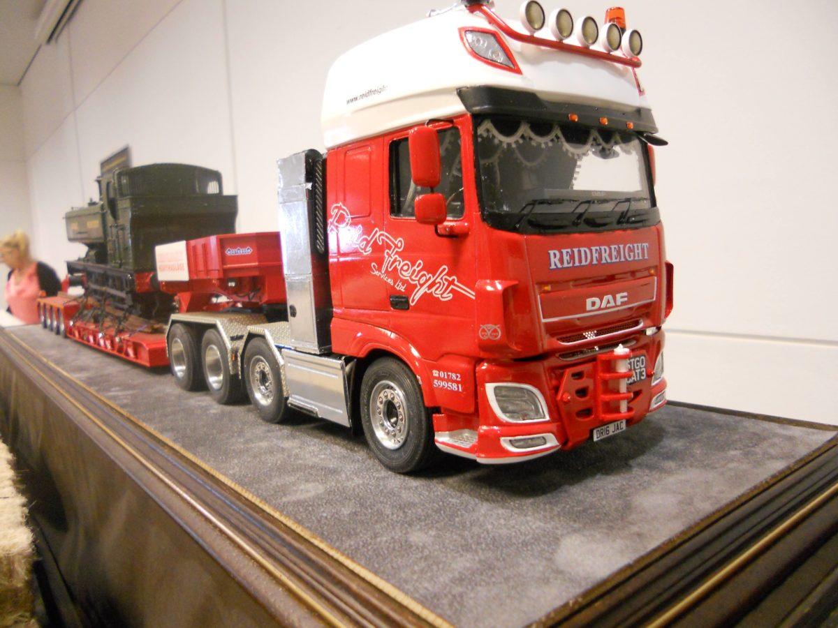 DAF XF106. Neil Cooke, UK
