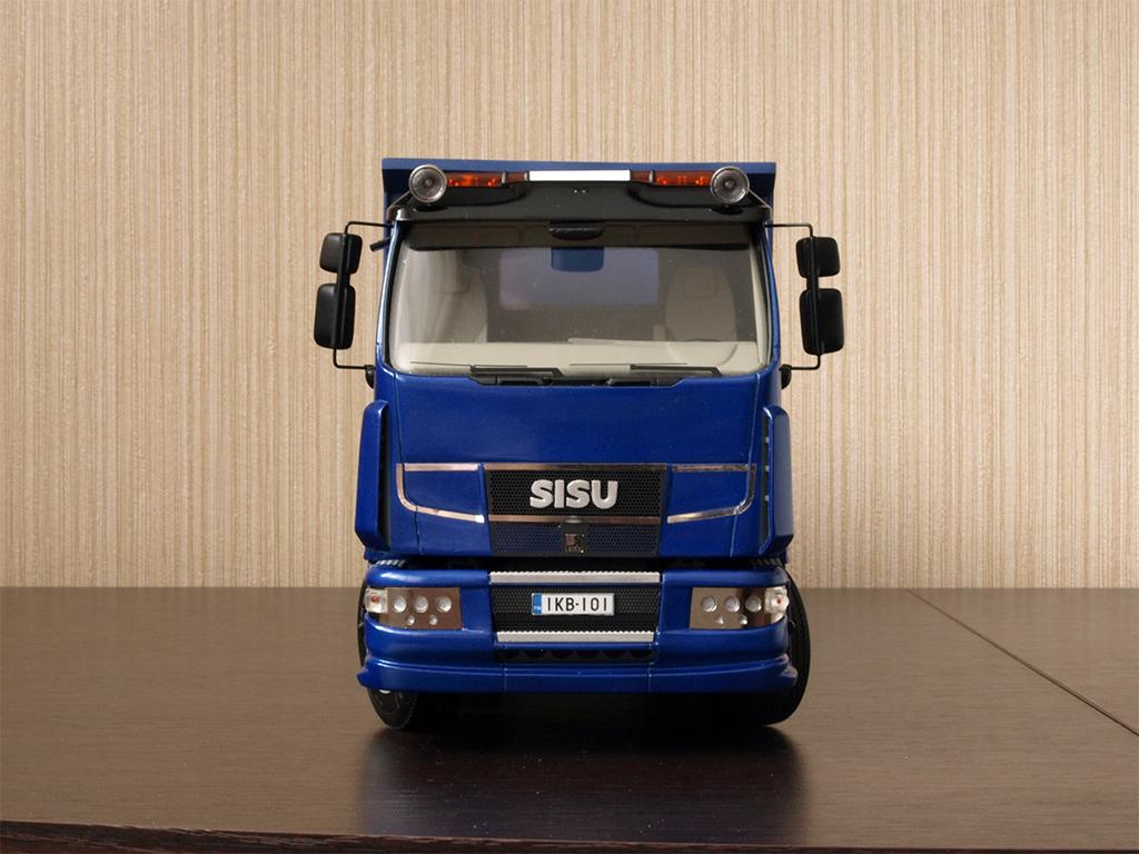Sisu R500 by Alexei Zamaraev, Latvia