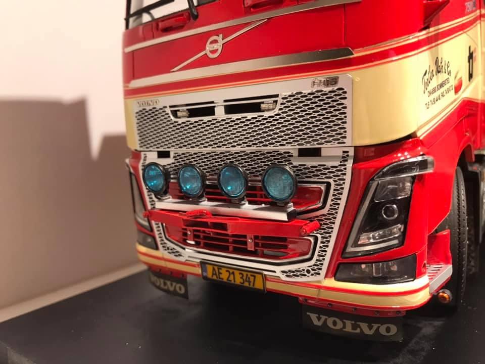 Volvo FH16 750, Torben Rafn. Jens Hannibalsen, Denmark
