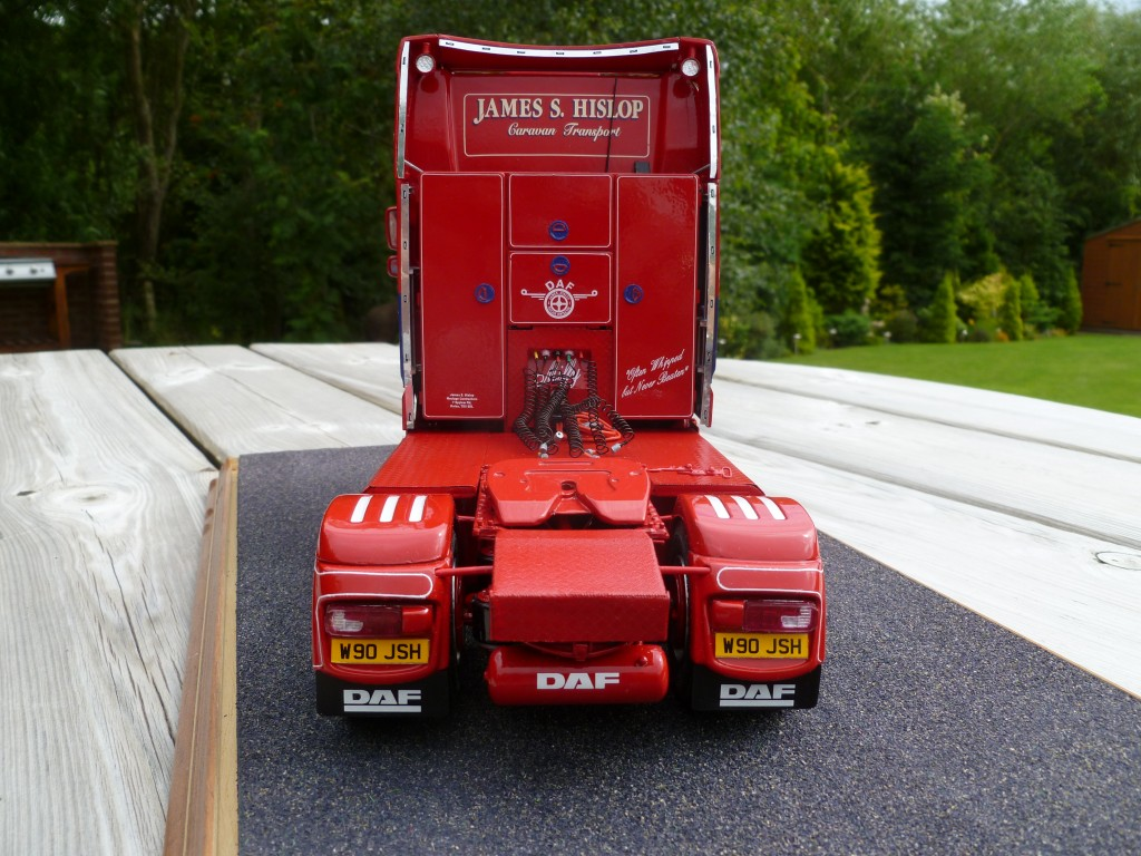 DAF XF106 by Richard Lack, UK