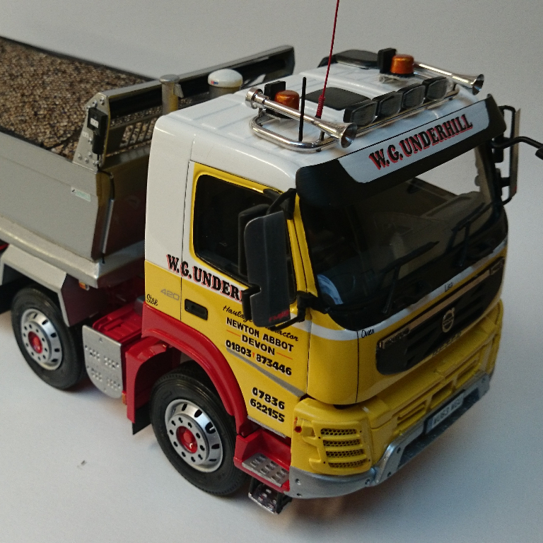 Volvo FMX by Peter Hookway, Great Britain