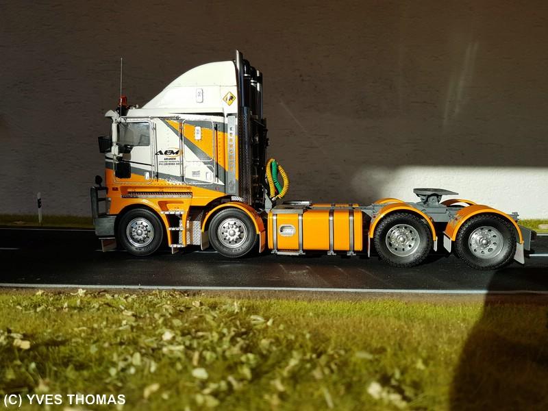 Kenworth K200. Yves Thomas, Germany