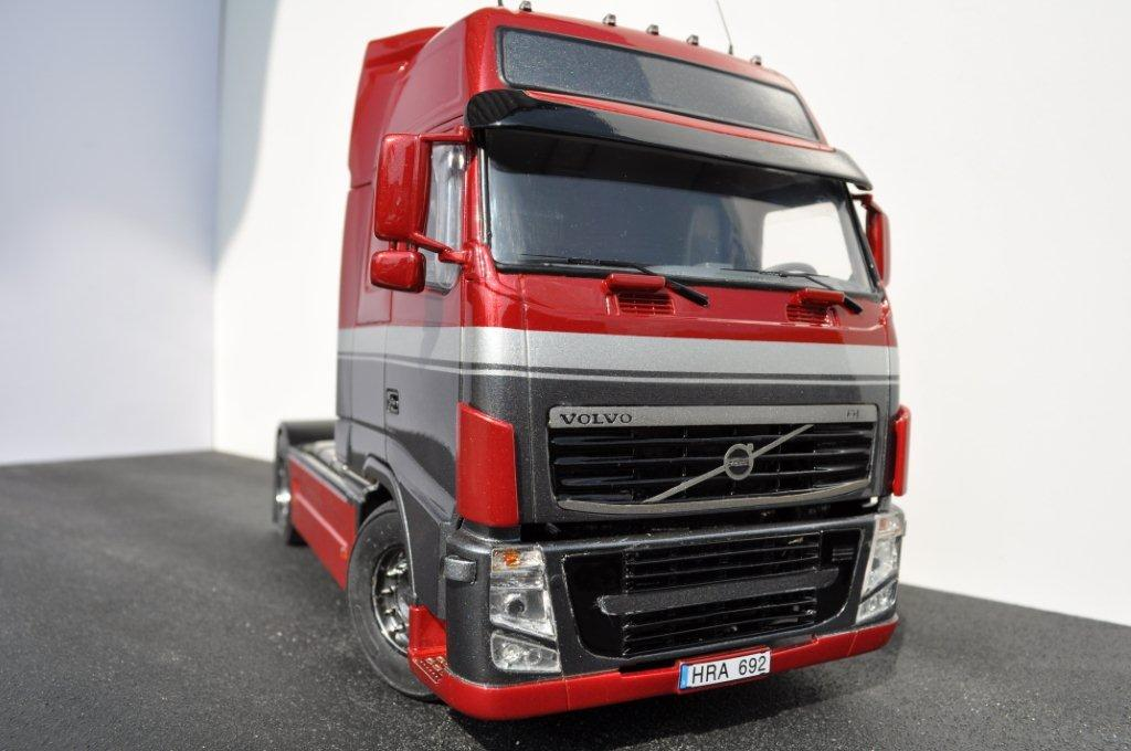 Volvo FH by Markus Boesch, Switzerland
