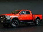 """""""Power W"""" 2500 pickup truck. Full resin kit, 1/24"""