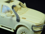 "Snorkel for ""Power W"" pickup truck. Scale 1/24"