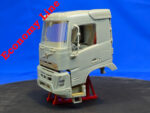 Swedish construction truck, day cab (Economy Line). Conversion kit, 1/24