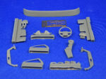 Additional kit for FM/FMX. Scale 1/24